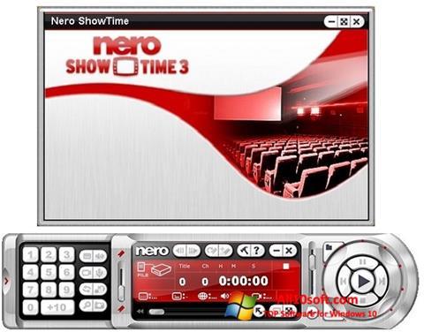 Screenshot Nero ShowTime für Windows 10