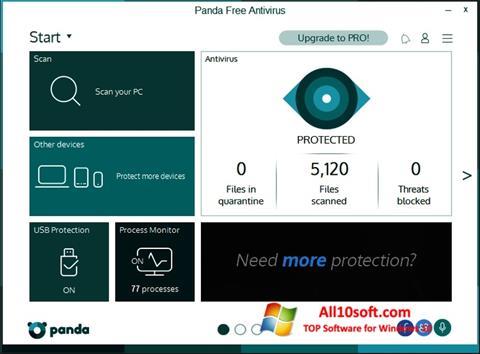 Screenshot Panda für Windows 10