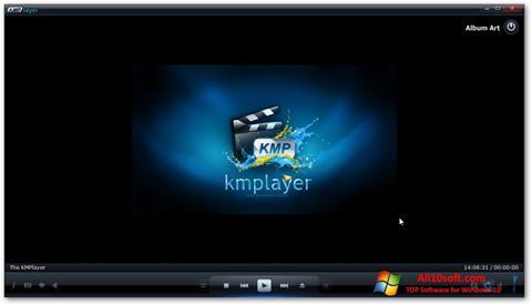Screenshot KMPlayer für Windows 10