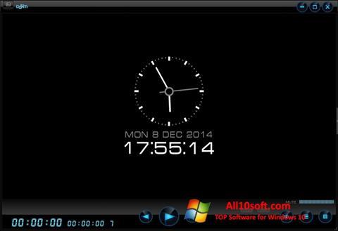 Screenshot Daum PotPlayer für Windows 10