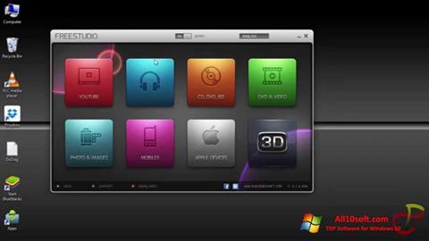 Screenshot Free Studio für Windows 10