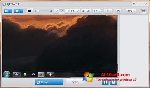 Screenshot QIP Shot für Windows 10