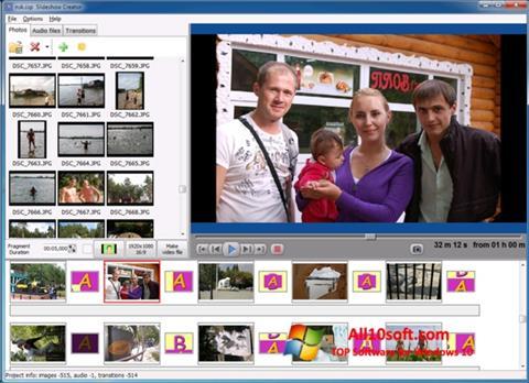 Screenshot Bolide Slideshow Creator für Windows 10