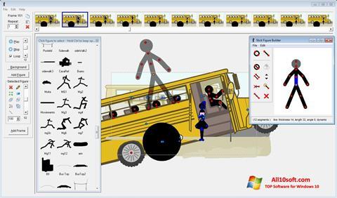Screenshot Pivot Animator für Windows 10