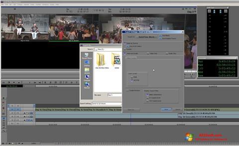 Screenshot Avid Media Composer für Windows 10