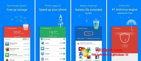 Screenshot Clean Master für Windows 10