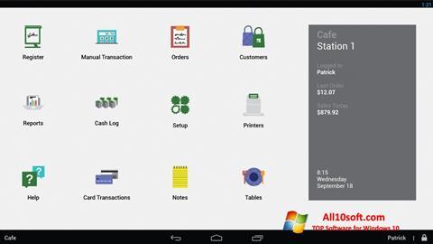 Screenshot Clover für Windows 10