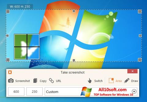 Screenshot ScreenShot für Windows 10