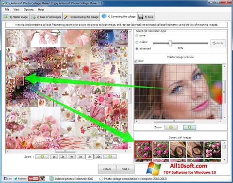 Screenshot Photo Collage Maker für Windows 10