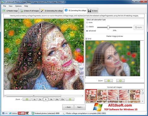 Screenshot Photo Collage für Windows 10