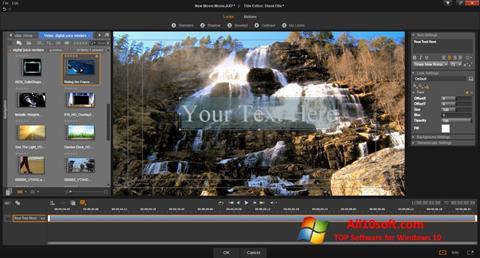 Screenshot Pinnacle Studio für Windows 10