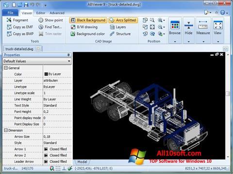 Screenshot ABViewer für Windows 10