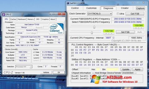 Screenshot SetFSB für Windows 10