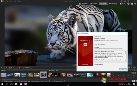 Screenshot ACDSee Pro für Windows 10