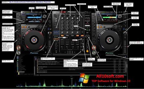 Screenshot Virtual DJ für Windows 10